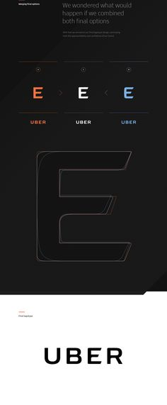 As part of our new visual identity redesign in February 2016, we launched a new logotype to reflect the ongoing evolution of Uber. In 2010, Uber launched as a way for 100 friends in San Francisco to get luxury rides—everyone's private driver. Today, we'…