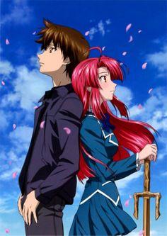 Tags: Anime, Kaze no Stigma, Kannagi Kazuma, Kannagi Ayano