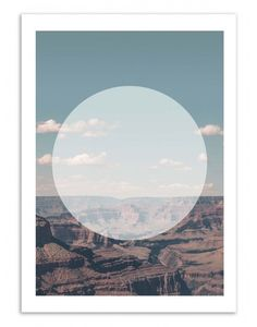 Art-Poster and prints Wall Editions : grand canyon america Photography, by Joe Mania. Illustration Format : 50 x 70 cm.