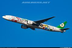 Boeing 777-35E/ER - EVA Air | Aviation Photo #4374873 | Airliners.net