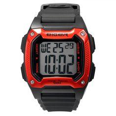 Jam Tangan Adventure Frame Warna Merah 799132716a