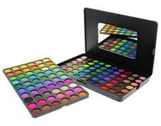 bhcosmetics 120 Color Lidschatten Palette 2nd Edition