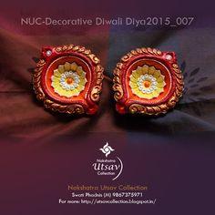 Nakshatra Utsav Collection: NUC-Decorative Diwali Diya2015_007