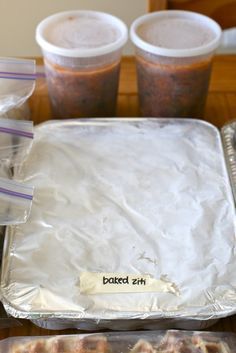 Freezer Meals, plan to do a lot of these before baby comes to use post baby. I am not preggers but I am busy.