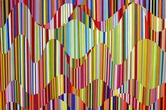 Melinda Harper ~ Untitled ~ 2010 oil on linen at Tim Olsen Gallery, Sydney