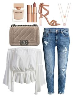 """right now"" by kloielou on Polyvore featuring Michael Kors, Gianvito Rossi, Chanel, Narciso Rodriguez and Charlotte Tilbury"
