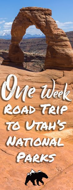 One Week Road Trip Itinerary to all Five National Parks in Utah | The Needles District of Canyonlands | Hiking in Canyonlands & Arches National Park | Capitol Reef National Park | Bryce Canyon | Zion National Park & Angels Landing | The Narrows | Wooden Shoe Overlook and Big Spring Canyon | Pothole Point and the Cave Springs Trail | Hickman Bridge | Sunrise to Sunset hike | Mossy Cave Trail | It Started Outdoors