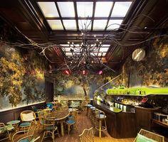 The Glade bar - Sketch - London