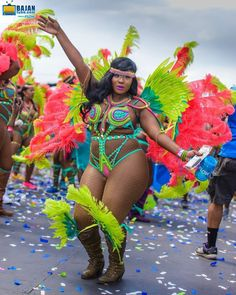 How Trinidad And Tobago Carnival Allows Women To Celebrate Their Body Types