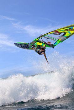 Jason Polakow - NeilPryde Windsurfing 2013