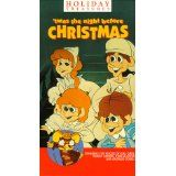 Twas The Night Before Christmas  Rankin Bass   Old Cover VHS