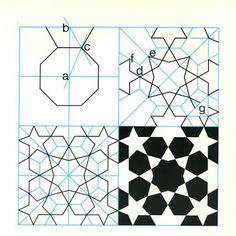 mejores 14 imágenes de mosaicos geometricos regulares en pinterest