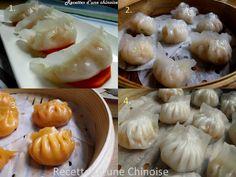 Cours et recettes de la cuisine chinoise traditionnelle de différentes régions de la Chine.