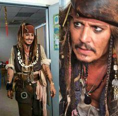 Lekker lekker Johnny Depp