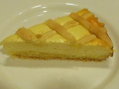 bezlepkový tvarohový mřížkový koláč Cheesecake, Desserts, Food, Tailgate Desserts, Deserts, Cheesecakes, Essen, Postres, Meals