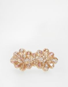 Enlarge Johnny Loves Rosie Jewelled Floral Hair Clip