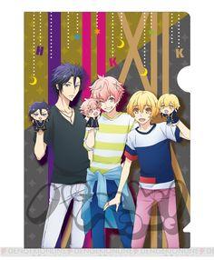 look at shun www tsukiuta tsukiuta the animation tsukiani Chibi Boy, Anime Chibi, Kawaii Anime, Anime Music, Anime Art, Magical Warfare, Vampire Knight Zero, Tsukiuta The Animation, Cool Anime Guys