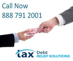 Tax Debt Relief Solutions Offers Various Tax Services Like Tax Consultation,Tax Resolution And Tax Settlement Help For Appointment's : 888 791 2001 ( TOLL FREE ) www.taxdebtreliefsolutions.us