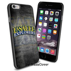 NCAA University sport La Salle Explorers , Cool iPhone 6 Smartphone Case Cover Collector iPhone TPU Rubber Case Black [By NasaCover] NasaCover http://www.amazon.com/dp/B0140N501Q/ref=cm_sw_r_pi_dp_Eg03vb1VHW1M5