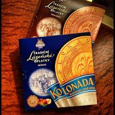 Czech spa wafers