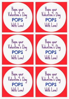 Easy Valentine's Day Bubble Favors + Free Printable || The Chirping Moms