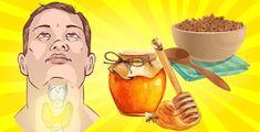 Jednoduchý recept na pohankovou kaši s medem a ořechy – Toto bude vaše štítná žláza milovat!