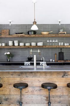My Sweet Savannah: ~a rustic modern home tour~