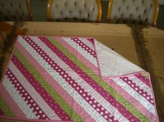 this looks lovely and easy. this is my next baby quilt (though Maya is no longer a baby)...