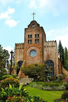 Churche in Cavite, Batangas - Philippines, www.marmaladetoast.co.za #travel find us on facebook www.Facebook.com/marmaladetoastsa #inspired #destinations