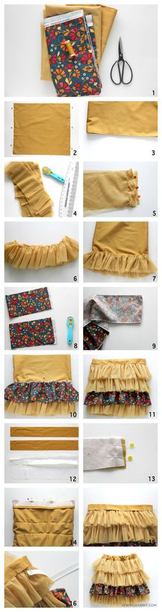 Super Skirt Diy Tutu Tulle 34 Ideas Source by diy tulle Diy Tutu, Tulle Skirt Kids, Tulle Skirts, Tulle Dress, Toddler Skirt, Tulle Fabric, Diy Dress, Sewing For Kids, Diy Clothes