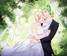 gency wedding by Day-Dream-Fever