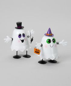 Ghost Figurine Set
