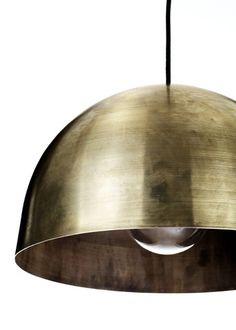 KBH Lamp Brass