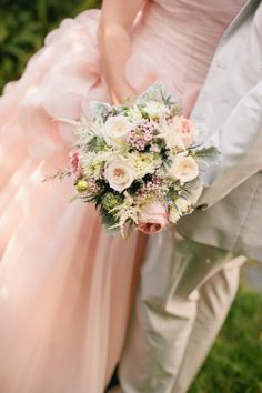 Southern Wedding ~ The Rose Garden