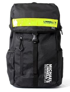 Michael Linnell Reflector Backpack
