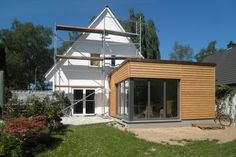 Anbau an ein Wohnhaus in Hamburg | HARMS UND KÖSTER BAU GMBH