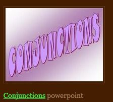 Conjunctions compound sentences conjunctions clauses pinterest conjunctions ppt fandeluxe Image collections