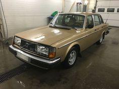 Volvo 244 GLE 1979