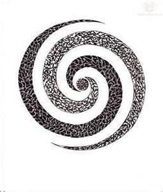 Spiral represents growth and evolution. It reminds us of our evolving journey in life.