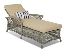 Klaussner Outdoor Outdoor/Patio Willow Chaise