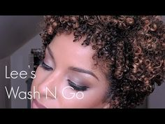 How To| Beauty By Lee's Wash N Go | Camille Rose Naturals Curl Maker