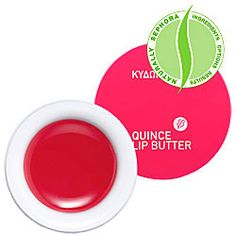 Korres lip butter-total life saver in the winter.