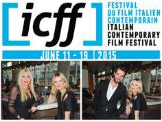 ICFF - Italian Contemporary Film Festival 2015 Andrea Iervolino is the new Ambassador of Italian Cinema in the world. Mischa Barton, Bacardi, Film Festival, Cinema, Pictures, Contemporary, Photos, Movies, Bacardi Cocktail