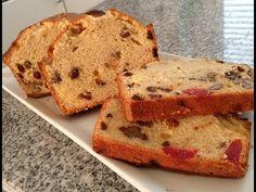 Plum Cake de Frutas Perfecto y súper Fácil | Bizcocho de Navidad - YouTube