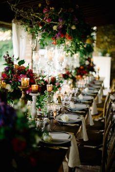Classic Garden Wedding / Wedding Style Inspiration / LANE
