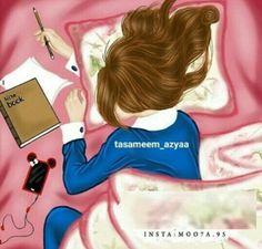 Me on weekends. .....