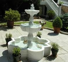 andalisian fountains - Google Search