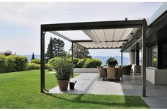 If you are looking to be wowed by great backyard landscaping ideas, then look no further. This piece covers everything you may need to know to achieve a great backyard. Deck With Pergola, Outdoor Pergola, Outdoor Rooms, Backyard Patio, Backyard Landscaping, Outdoor Living, Pergola Kits, Modern Pergola Designs, Modern Landscaping