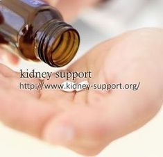Treating Kidney Disease Stage 4 and creatinine 2.4 with medications usually only provides relief of the symptoms but fails to offer fundamental solution. While, is there any natural cure?