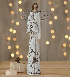 #Ivy #Christmas #Angel Sculpture